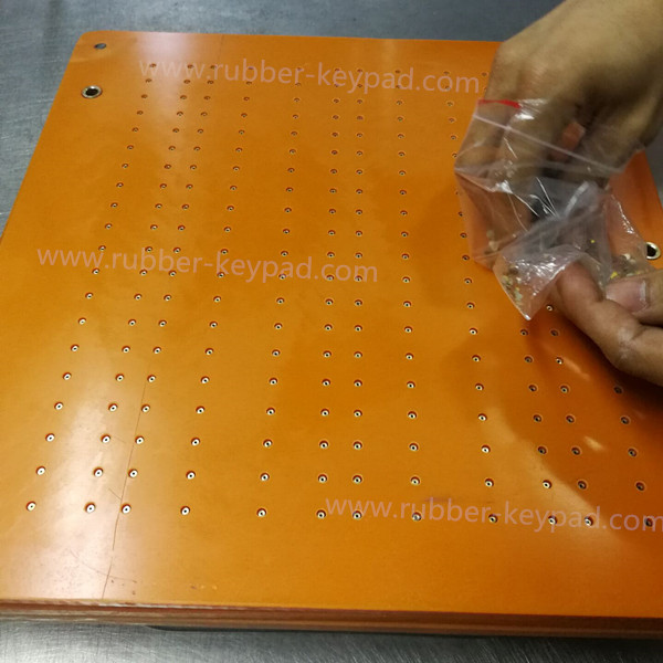 Metallpillenverarbeitung